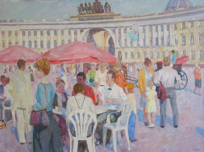 Отдых-на-Дворцовой-площади