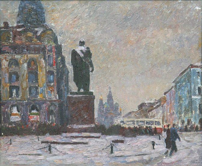 Петербургский мотив