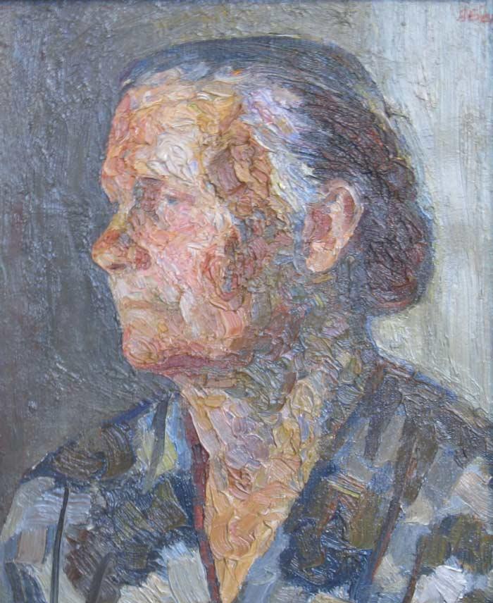 Портрет-матери42х331974к
