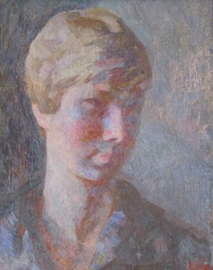 023-Портрет-дочери-50х40-1978