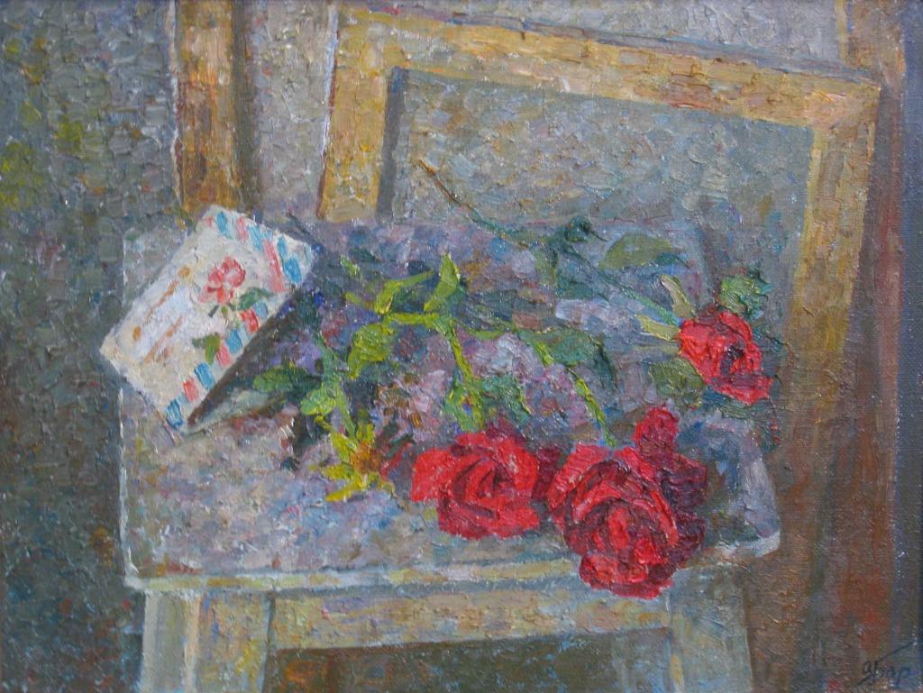 192-Красные-розы-42х55